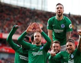 """Arsenal 1-1 Brighton: Trận hòa cay đắng với """"Pháo thủ"""""""