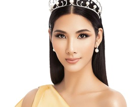 Hoàng Thùy chính thức đại diện Việt Nam tham gia Hoa hậu Hoàn vũ