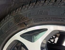 Lốp xe bị rách thành có sử dụng được tiếp?
