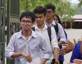 Thanh Hóa: Có môn thi THPT quốc gia năm 2019 chỉ có 3 thí sinh đăng ký dự thi
