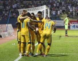 Đánh bại Quảng Nam, CLB Thanh Hoá có trận thắng đầu tiên ở V-League 2019