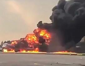 Tổng Bí thư Nguyễn Phú Trọng thăm hỏi vụ tai nạn máy bay thảm khốc tại Nga
