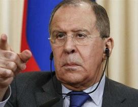 Nga cảnh báo hậu quả nếu Mỹ không từ bỏ ý định lật đổ Tổng thống Venezuela