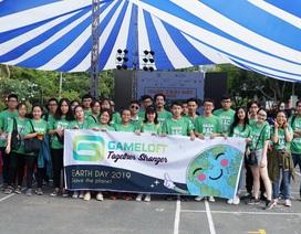 Nhân viên Gameloft Việt Nam chung tay vì cộng đồng
