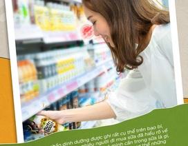 Đánh thức sức mạnh tối ưu của sữa nhờ dinh dưỡng thông minh