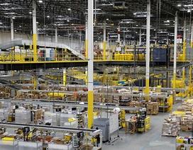 Ở Amazon, robot có thể sa thải con người nếu làm việc không đạt năng suất