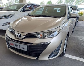 Tháng 5, giá ôtô xuống đáy, giảm tới 300 triệu đồng