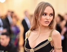 Con gái Johnny Depp đẹp quyến rũ từ mọi góc nhìn
