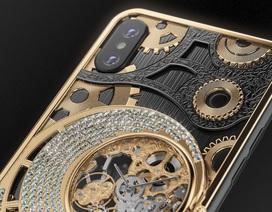 iPhone XS phiên bản mạ vàng, đính kim cương, giá hơn 550 triệu đồng