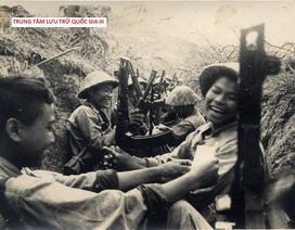Những hình ảnh ấn tượng về chiến dịch lịch sử Điện Biên Phủ
