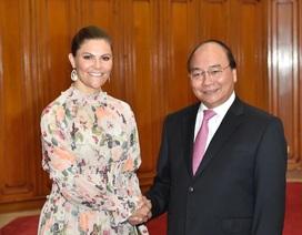 Thủ tướng: Thụy Điển là đối tác rất quan trọng và tin cậy của Việt Nam