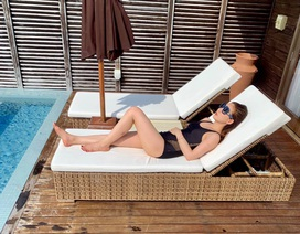 Gái xinh Sài Gòn check-in ở Maldives sang chảnh như Rich Kid khiến ai cũng phải trầm trồ