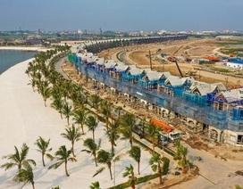 Cập nhật mới nhất về thành phố biển hồ Vinhomes Ocean Park