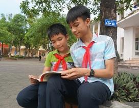Hai anh em ruột cùng giành huy chương cuộc thi Tìm kiếm tài năng Toán học trẻ