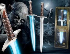 Cận cảnh quy trình chế tạo gươm báu từ nhôm nguyên khối cực kỳ thú vị!