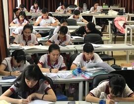 TPHCM: Hơn 10.000 học sinh đăng ký vào lớp 10 trường ngoài công lập