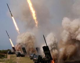 Toan tính phía sau vụ phóng tên lửa bất ngờ của Triều Tiên