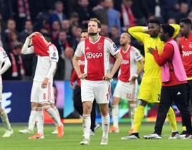 Ajax bị loại đau đớn: Bản anh hùng ca đượm màu buồn