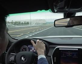 Những người đầu tiên lái thử xe ô tô VinFast nói gì?