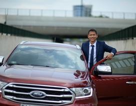 Anh Đức: Người đàn ông giữ phong độ cân bằng giữa bóng đá, kinh doanh và gia đình