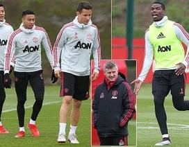 Man Utd sử dụng hàng loạt cầu thủ trẻ trước trận cuối mùa giải
