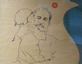 Chân dung Hồ Chí Minh: Góc nhìn từ tranh cổ động
