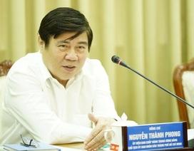"""Chủ tịch TPHCM bức xúc vì """"các dự án lớn đều nằm trên giấy""""!"""