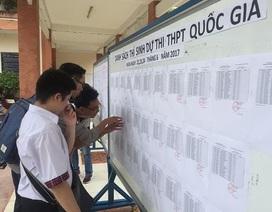 Quảng Ngãi: Thành lập 31 điểm thi THPT quốc gia với trên 12.700 thí sinh