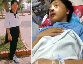 Bị tài xế say xỉn tông trúng, nữ sinh lớp 9 hôn mê suốt nhiều ngày