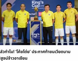 """Báo Thái Lan: """"Tại sao phải sợ đội tuyển Việt Nam?"""""""