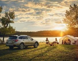 Subaru Outback - SUV đáng tin cậy dành cho gia đình