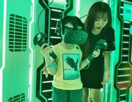 Chính thức ra mắt game thực tế ảo quy mô lớn đầu tiên tại Việt Nam