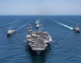 Lầu Năm Góc đưa thêm hỏa lực đến Trung Đông, Iran dọa phá hủy hạm đội của Mỹ