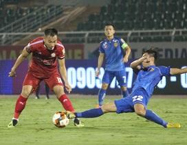 Hòa Quảng Nam, CLB TPHCM tiếp tục dẫn đầu bảng V-League