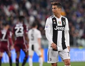C.Ronaldo đua hết tốc lực ở cuộc đua Vua phá lưới