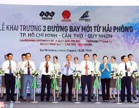 Khai trương nhiều đường bay mới, Bamboo Airways đẩy mạnh kết nối liên vùng