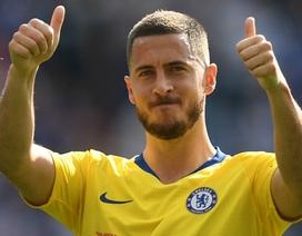 Eden Hazard úp mở chuyện rời Chelsea