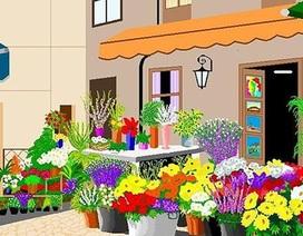 """Cụ bà 88 tuổi gây """"sốt"""" cộng đồng mạng nhờ tài vẽ tranh bằng…. Microsoft's Paint!"""