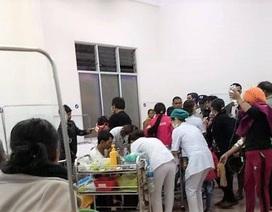"""Vụ 136 người nghi ngộ độc thực phẩm: Cơ sở nấu ăn cung cấp cho tiệc cưới hoạt động """"chui""""!"""
