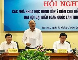 Thủ tướng: Chủ động đối phó, không để mất dân, mất niềm tin, mất chế độ