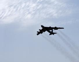 """Vùng Vịnh căng thẳng, """"pháo đài bay"""" B-52 của Mỹ áp sát Iran"""
