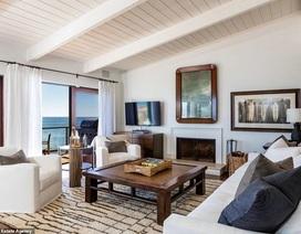 Ngắm nhà sang trọng giá 7,5 triệu USD của Cindy Crawford