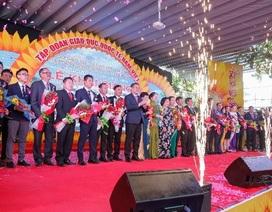 Tập đoàn giáo dục Quốc tế Nam Việt được giao chỉ tiêu tuyển sinh 850 học sinh lớp 10