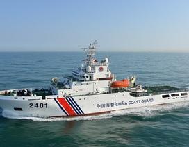 Trung Quốc chi 23 triệu USD đóng tàu tuần tra Hoàng Sa