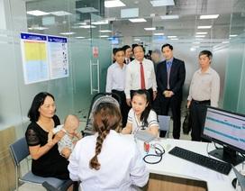 """Khai trương Trung tâm tiêm chủng lớn nhất nước, """"giải nhiệt"""" cơn khát vắc xin dịch vụ"""