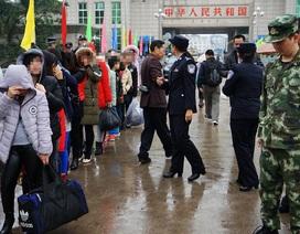 Trung Quốc phá đường dây buôn bán phụ nữ Việt, bắt 23 nghi phạm