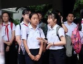 Đà Nẵng thay đổi quy định tuyển sinh lớp 10 trước giờ G
