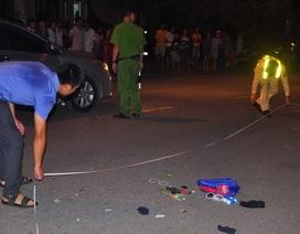 Bắt khẩn cấp tài xế có hơi men tông học sinh lớp 3 tử vong