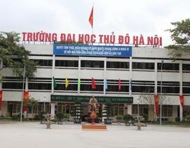 Sinh viên trường Đại học Thủ đô Hà Nội được tham gia chương trình đào tạo đại trà hoặc theo định hướng nghề nghiệp ứng dụng (POHE)