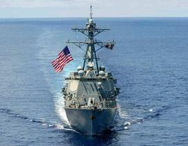 """Mỹ nói Trung Quốc phản ứng """"thái quá"""" với hoạt động tuần tra trên Biển Đông"""